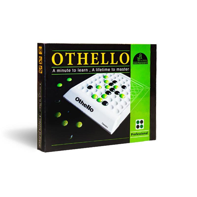 بازی فکری اتللو | othello
