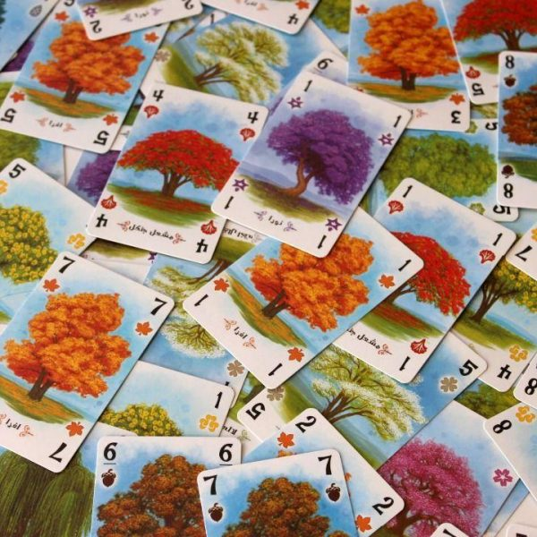 بازی رومیزی باغ موزه